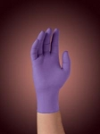 NItrile Exam Glove PF - Purple