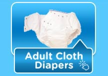 adult cloth diapers button