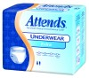 Attends Underwear Extra Absorbency