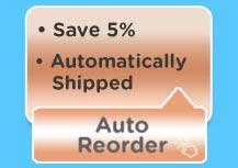 auto-reorder button button
