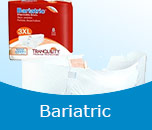 Bariatric and Plus Size Adult Diapers