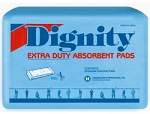 Dignity Extra Duty Doubler Pads (Booster Pads) - NO LONGER AVAILABLE