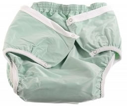 main image for adult cloth diapers better article, a reusable brief