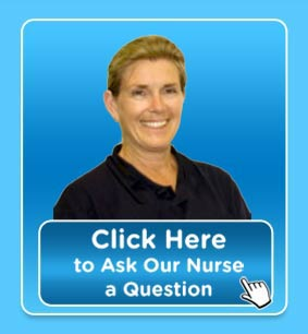 ask a nurse button