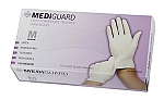 Medline Spruce PF Latex Exam Glove