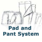 Pad and Pant System