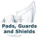 Pads/Guards/Shields