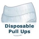 Disposable Pull Up Underwear
