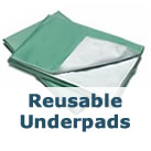 Reusable Underpads