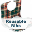 Reusable Bibs
