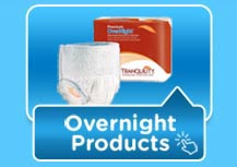 overnight products button