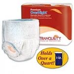 Tranquility Premium OverNight Disposable Underwear (Overnight)