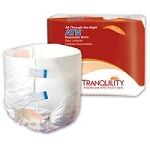 Tranquility ATN (All-Through-the-Night) Disposable Brief (Overnight)