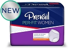 Prevail Per-Fit Underwear for Women (Moderate Protection)