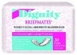 Dignity Briefmates Extra Absorbent Pad (Light)