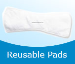 Reusable Incontinence Pads