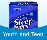 Youth and Teen Diaper Products