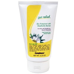 Get Relief Skin Protectant with Breathable Barrier