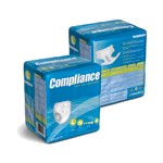 Compliance Adult Skin Caring Briefs (Heavy)