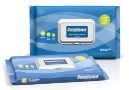 Compliance Skin Caring Washcloths