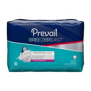 Prevail Breezer 360 Brief with Tabs