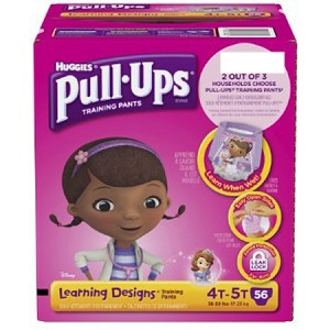 Huggies Pull-Ups - Training Pants For Girls