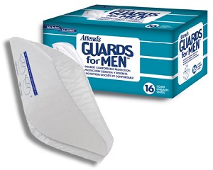 Attends Guards for Men (light)