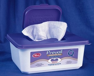 Aloe Personal Wipes by Prevail - Tub