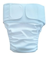 Velcro Adult Cloth Diaper with Pocket