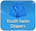 Youth Swim Diapers