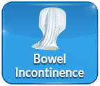 bowel incontinence button