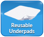 Reusable Bed Pads - Waterproof Bed Pads