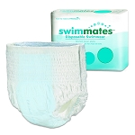 Incontinent Swim Underwear - Disposable Pull On