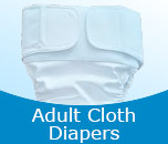 Adult Cloth Reusable Diapers