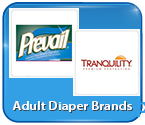 Adult Diaper Brands