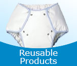 Reusable Incontinence Products