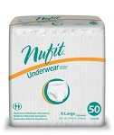 Nu-Fit Protective Underwear  (Moderate to Heavy)