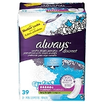 ALWAYS Discreet Maxi Length Heavy Absorbency Pad