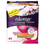 ALWAYS Discreet Light Absorbency Pad