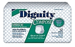 Dignity Compose Disposable Briefs - DISCONTINUED BY MANUFACTURER