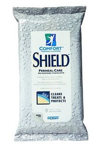 Comfort Shield Perineal Care Washcloths